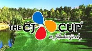 THE CJ CUP at SHADOW CREEK